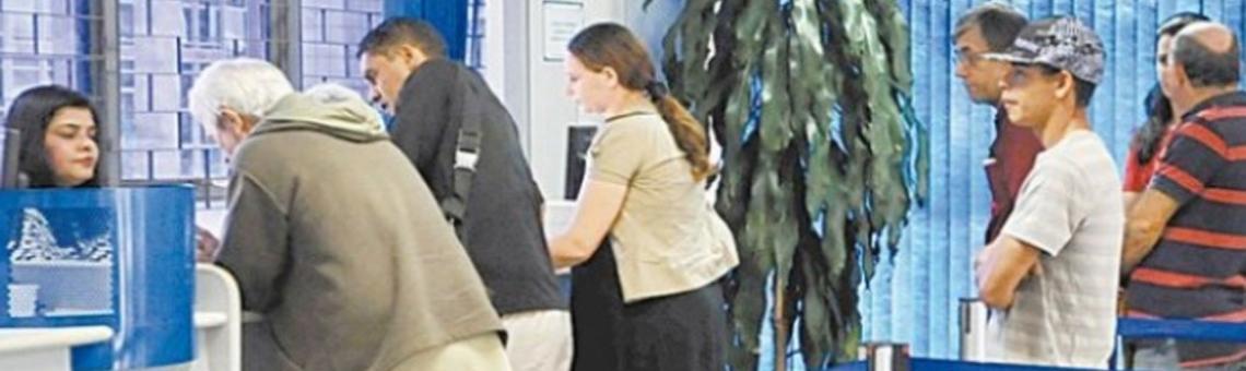 INSS remarcará 6 mil perícias da revisão do auxílio-doença e aposentadoria por invalidez
